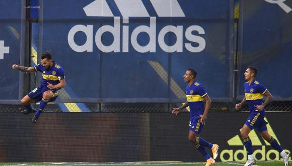 Boca Juniors vs. River Plate en La Bombonera por la Copa de la Liga Profesional 2021 (Foto: Depor)