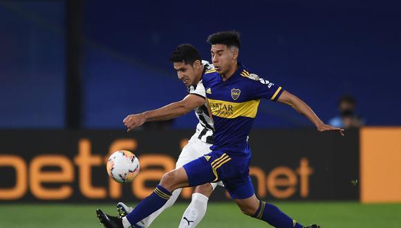 Boca Juniors y Libertad no se sacaron diferencias en la Bombonera.