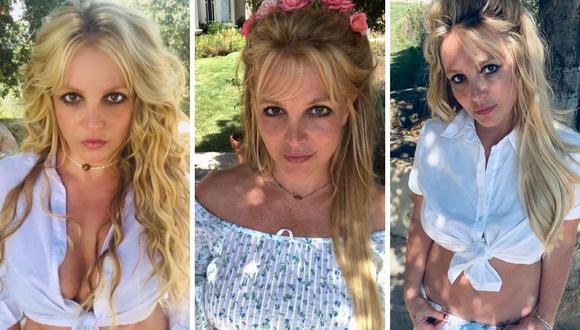 Las autoridades de Los Ángeles llegaron hasta el domicilio de Britney Spears por una supuesta disputa el pasado lunes. (Foto: Instagram @britneyspears)