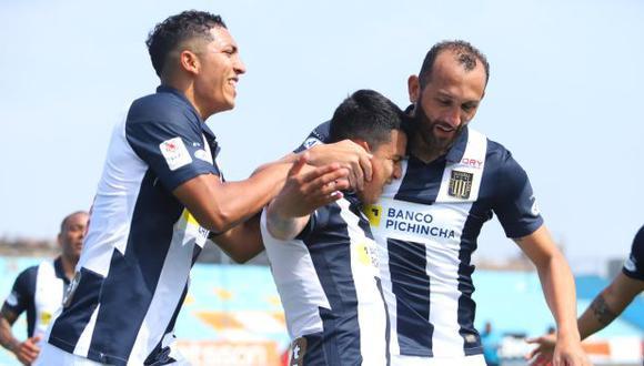 Alianza Lima y sus jugadores más influyentes. (Foto: Alianza Lima)