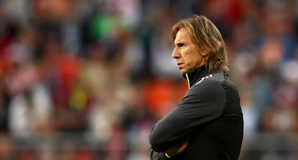 Ricardo Gareca asumió el cargo de entrenador de la Selección Peruana en 2015. (Foto: Getty Images)