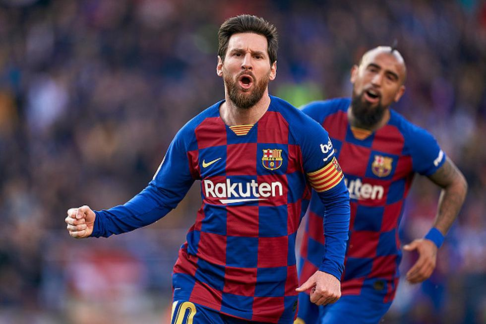 Con Lionel Messi a la cabeza: así se mueve la  tabla de máximos goleadores de LaLiga Santander 2020 [FOTOS]