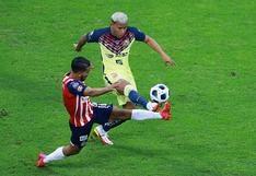 Un punto amargo: América igualó 0-0 con Chivas y puso en peligro su liderato en la Liga MX