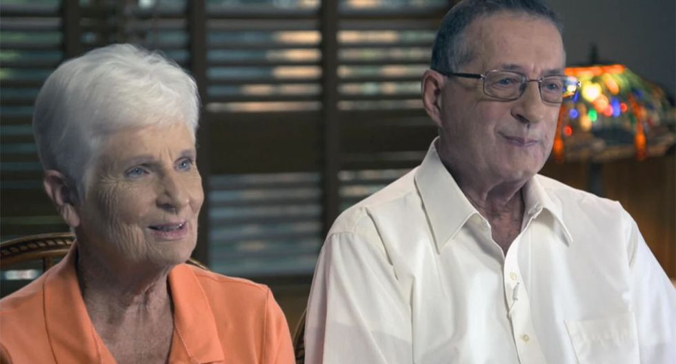 Foto 1 de 3   Jerry y Marge Selbee decidieron dejar atrás su vida, y se dedicaron a comprar boletos de lotería tras descubrir una fórmula matemática que los    Foto: CBS. (Desliza hacia la izquierda para ver más imágenes).