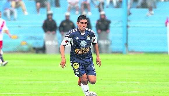Irven Ávila fue el máximo artillero de Sporting Cristal en la temporada 2017. (Foto: Agencias)