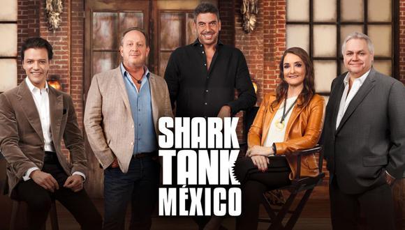 En la sexta temporada de Shark Tank México habrán nuevos empresarios en el panel de tiburones (Foto: Canal Sony)