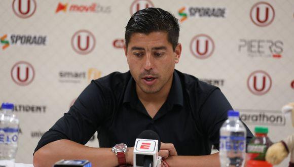 El entrenador espera empezar la Liga 1 con pie derecho. (Foto: Universitario de Deportes)