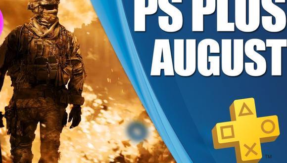 PS Plus: juegos gratuitos de agosto confirmados para agosto 2020. (Foto: PlayStation Access)