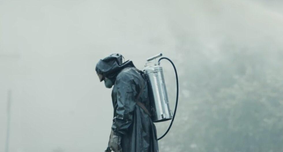 La serie Chernobyl cuenta con tan solo cinco episodios. (Fotos: Captura de YouTube)