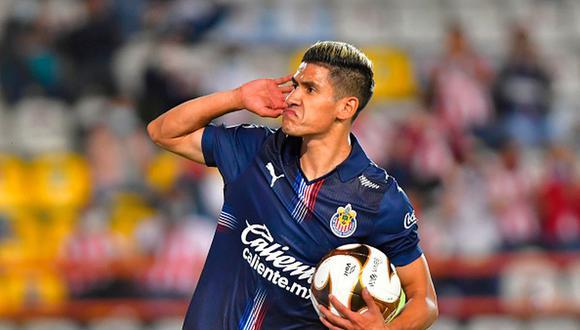 Uriel Antuna tiene contrato con Chivas de Liga MX hasta finales de 2023. (Foto: Getty)