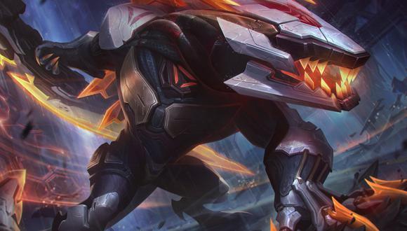 """League of Legends prepara una tanda de skins de """"Proyecto"""". (Foto: Riot Games)"""
