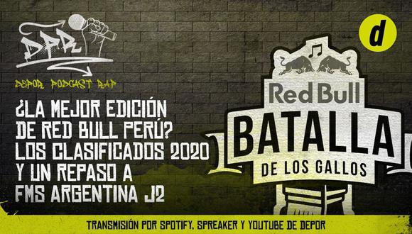 ¿La mejor edición de Red Bull Perú? Los clasificados 2020 y un repaso a FMS Argentina J2