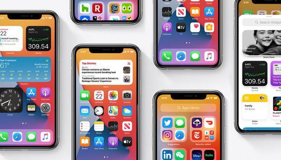 Apple: guía para instalar la versión beta del iOS 14 en tu iPhone (Apple)