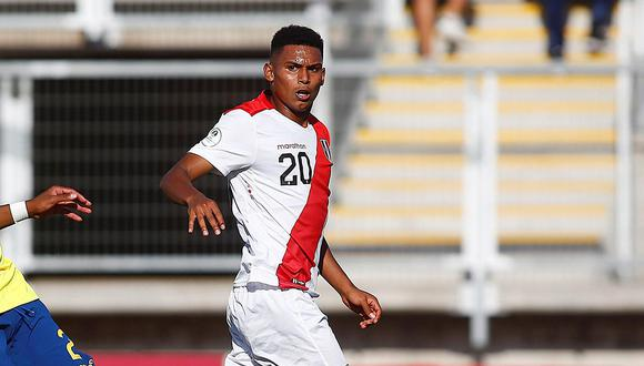 Marcos López ha sido el lateral izquierdo titular de Perú en el arranque de la Copa América. (Foto: Agencias)