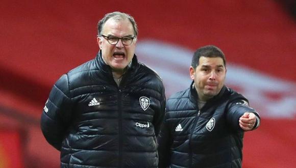 Leeds United se alista en caso Marcelo Bielsa decida marcharse. (Foto: Reuters)
