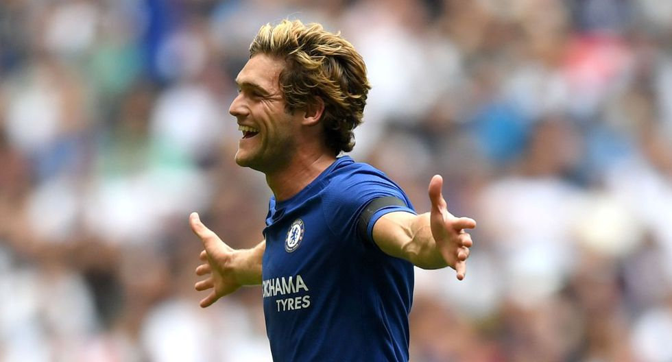 Marcos Alonso. (Foto: Getty)