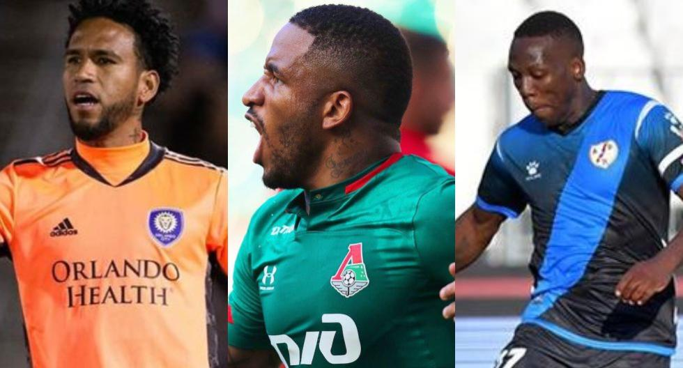 Jugadores de la Selección Peruana que reiniciaron competencias. (Foto: Agencias / GEC)