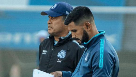 Juan Reynoso fue campeón como jugador en Cruz Azul, en 1997. (Foto: Club Puebla)