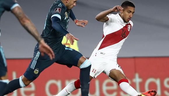 Perú vs. Argentina se miden por la fecha 12 de Eliminatorias (Foto: Selección Peruana)