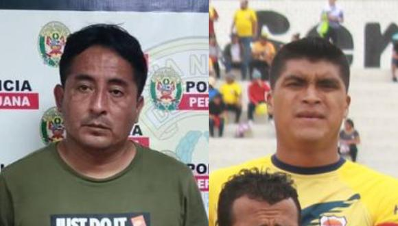 Presidente y capitán de Chavelines fueron detenidos. (Foto: GEC / Ozono TV)