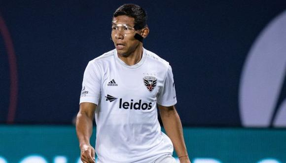 Flores pudo jugar con la Selección Peruana las primeras fechas por decisión de DC United. (Foto: DC United)