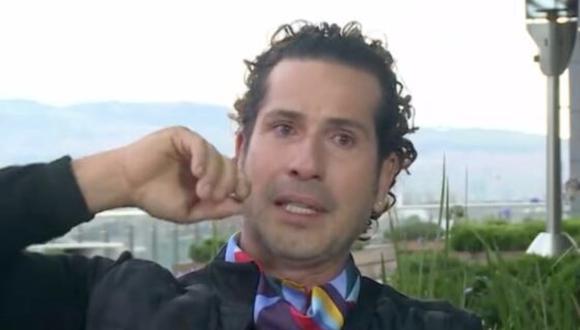 """Gregorio Pernía, actor que dio vida a Titi en """"Sin senos no hay paraíso"""", forma parte del elenco de """"Masterchef Celebrity"""". (Foto: Captura Canal RCN)."""