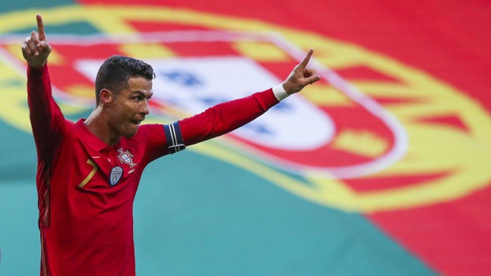 Portugal - 9 goles (Foto: EFE)