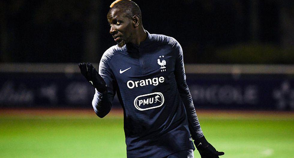 Jugador: Mamadou Sakho  / Club Actual: Crystal Palace. (Getty)