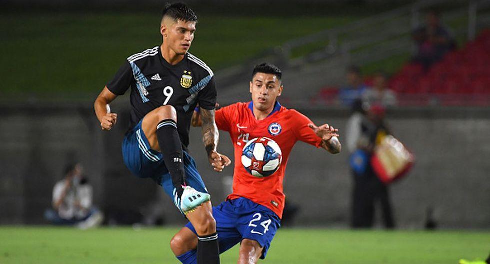 Argentina vs. Chile (Getty)