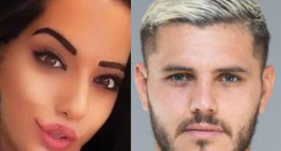 Cuando empezaba a estar en paz con Wanda: actriz transexual revela infidelidad de Mauro Icardi