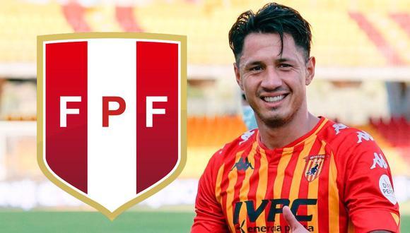 Gianluca Lapadula se pondrá por primera vez la camiseta de la Selección Peruana (Foto: Agencias)