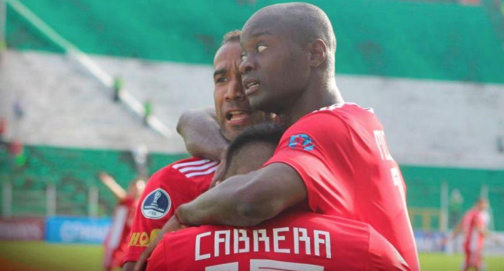 Royal Pari venció 2-1 a Monagas por la fase 1 de Copa Sudamericana 2019.