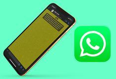 Así puedes cambiar el color de tu pantalla de WhatsApp