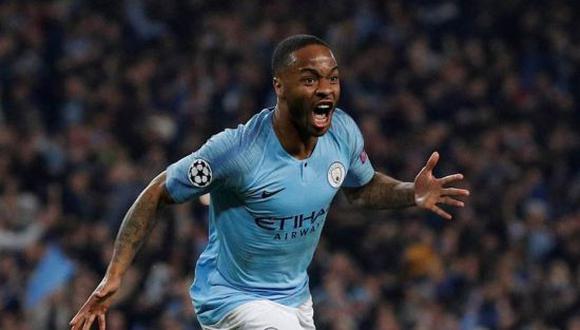 Raheem Sterling tiene contrato con el Manchester City hasta 2023. (Foto: Getty Images)