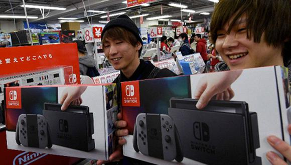 Nintendo Switch: la consola híbrida vende menos que la PS4 en Japón por culpa del coronavirus.