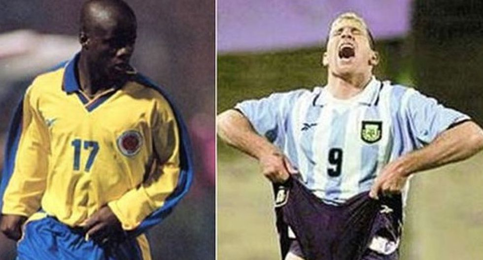 Copa América: el día que Montaño marcó un golazo y Palermo falló tres penales.