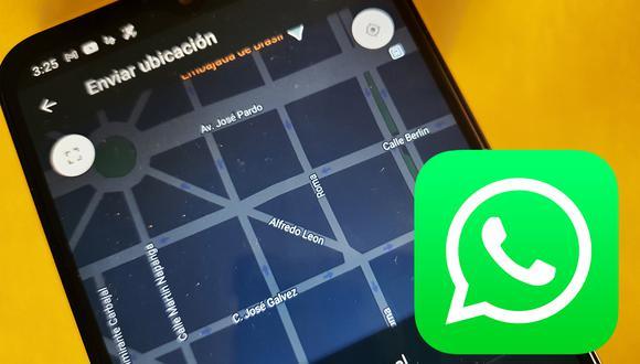 ¿Quieres saber si alguien te mandó una ubicación falsa en WhatsApp? Usa este sistema. (Foto: Depor)