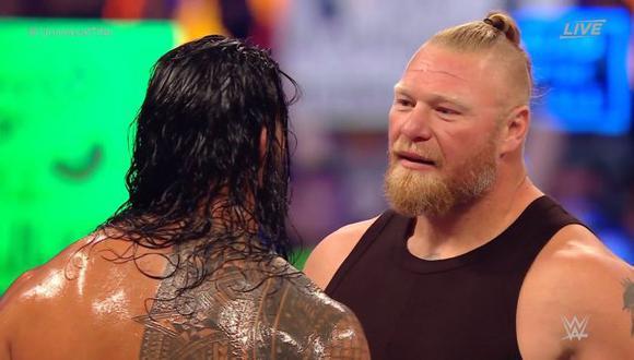 WWE SummerSlam 2021: así fue el minuto a minuto del megaevento desde Las Vegas. (WWE)