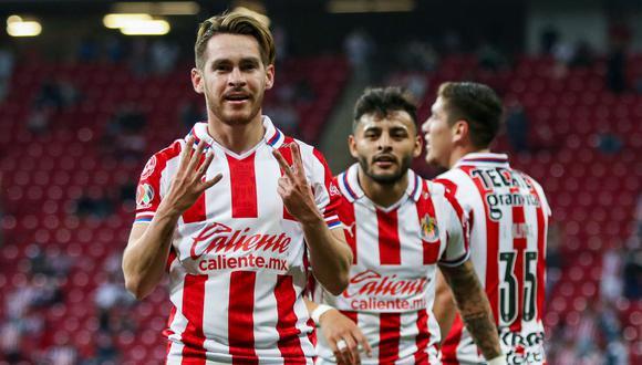 Chivas vs. Tijuana se vieron las caras este sábado por la jornada 15 de la Liga MX 2021 (Foto: @Chivas)