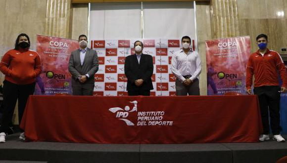 Judo presentó la Copa Panamericana Juniors y el Open Panamericano Lima 2020. (Judo Perú)
