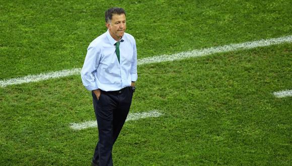 Osorio no aceptó renovar contrato con México (Foto: Getty Images).