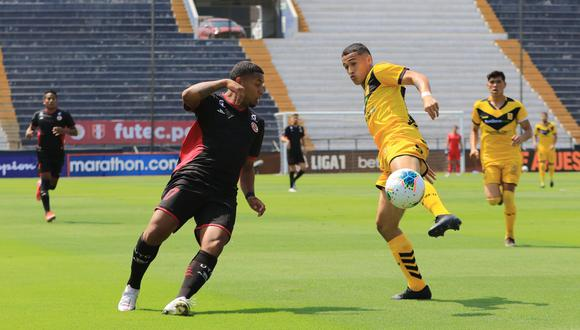Cantolao vs. UTC jugaron en Matute (Foto: Liga 1)
