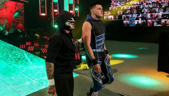 Dominik Mysterio reveló que le gustaría usar máscara en WWE. (WWE)