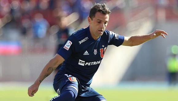 Walter Montillo (36) perdió a su padre por coronavirus seis días después de que falleció su abuelo. (Foto: Twitter Conmebol Libertadores)