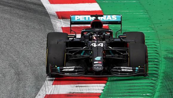 Lewis Hamilton ha sido campeón de la Fórmula 1 en seis ocasiones. (Foto: AFP)