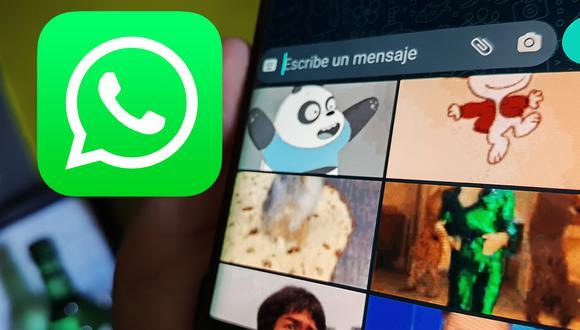 Guía de WhatsApp para que hagas tus propios GIF. (Foto: MAG)