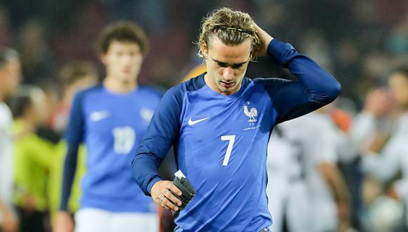 Antoine Griezmann – Francia. (Foto: Getty Images)