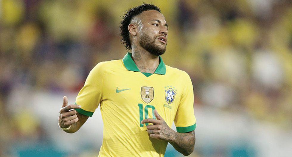 Neymar se fue del Barcelona al PSG en 2017 por 222 millones de euros. (Getty)