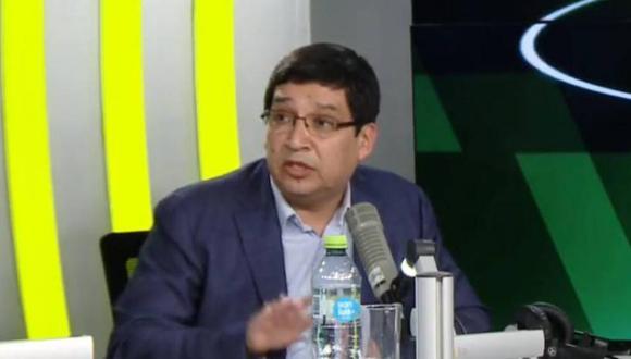 El Secretario General de la FPF se refirió a los últimos hechos ocurridos en la Liga 1.