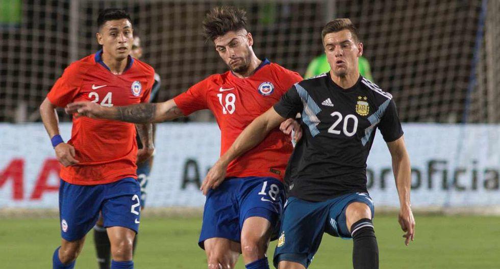 Giovani Lo Celso estará inactivo hasta finales de octubre. (Foto: EFE)